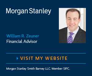 Morgan Stanley Wealth Management - Financial Advisor