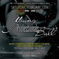 Details on The Young Professionals Ball - Philadelphia's Premier Party