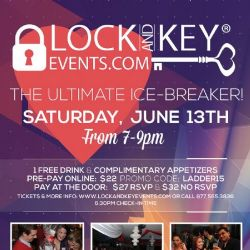 More Info » Lock and Key Singles Event