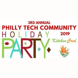 More Info » 3rd Annual Philly Tech Holiday Community Party