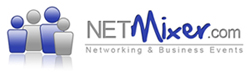 NetMixer Logo - Networking & Business Events